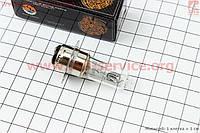 Лампа для фары P15D-25-3 12V 35/35W, HQ фокус