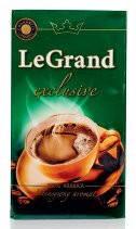 Кофе молотый LeGrand Cafe d'or Exclusive 100% Арабика Польша 250гр., фото 2