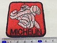 Нашивка Michelin 5,9х6,1см