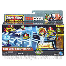 Игра Angry Birds Star Wars Telepods Duel with Count Dooku