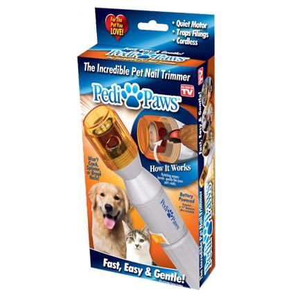 Тример для кігтів тварин Pedi Paws