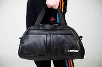 Спортивная сумка Reebok, сумка для спорта, кож.зам