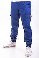 Штаны Feel&Fly Cargo Blue, магазин одежды S