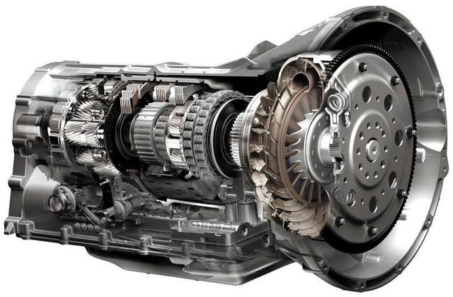 Трансмиссия Форд