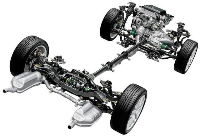 Ходовая и рулевое управление