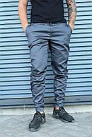Штаны HLGN, стильные, модные (серые) S