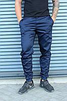 Штаны HLGN, стильные, модные (синие) S