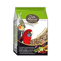 Корм для средних попугаев 5★ menu - Australian large parakeets 800гр.