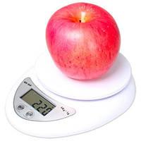 Кухонные весы 1 гр. - 5 кг.