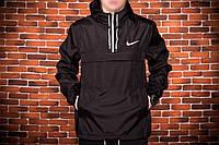 Анорак Nike (черный), куртка, ветровка M
