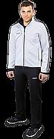Спортивный костюм F50 - 617U бело-черный