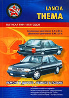 Lancia Thema бензин, дизель Руководство по ремонту