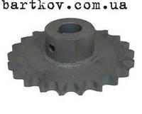 Звездочка редуктора загрузного шнека z-22, t-19.05 Н.022.010.22 Дон-1500
