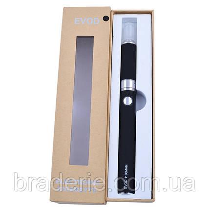 Электронная сигарета EVOD MT3 1100 mAh EC-013 Black, фото 2