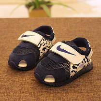 Детские сандалии со светящейся подошвой, фото 3