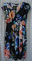 Платье женское летнее модное мини бренд H&M р.42 6200