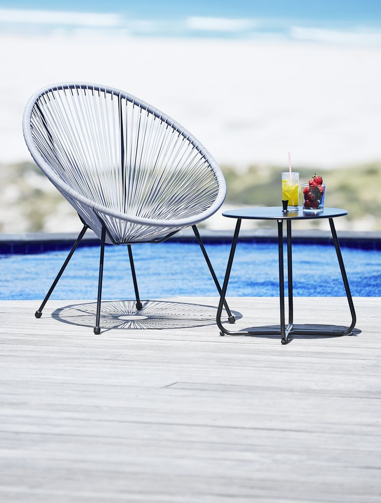 Кресло-стул для отдыха  VIP сталь