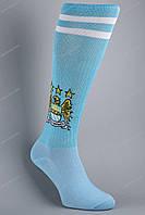 Гетры футбольные Манчестер Сити, фото 1