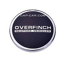 Колпачек Land rover Overfinch черный