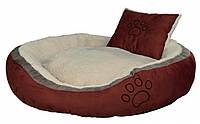 Trixie TX-37667 Bonzo Cosy Bed мягкое место для собак и кошек 80*65см