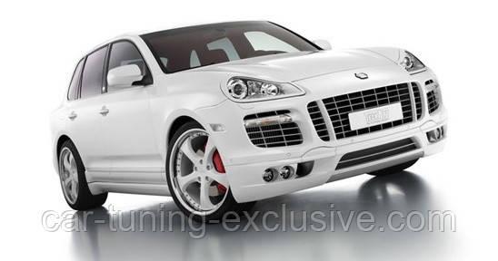 TechArt Body kit SUV for Porsche Cayenne 957