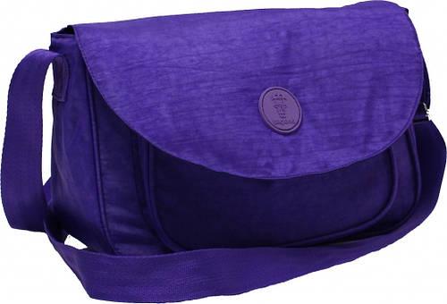 Неподражаемая  женская сумка Zara 7 л Bagland 24976 фиолетовый
