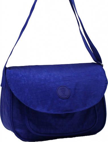 Современная женская сумка Zara 7 л Bagland 24976-2 электрик