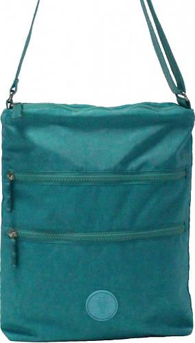 Актуальная сумка Kira 3 л Bagland 20776-2 бирюзовый