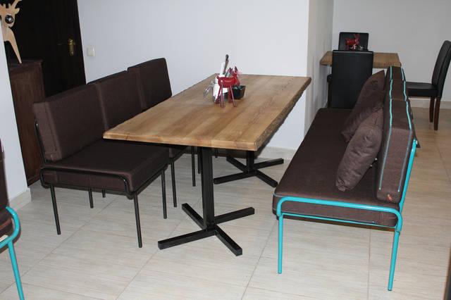 Urban Wok Cafe. В новый год с новой мебелью. 1
