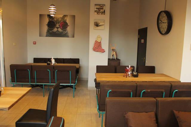 Urban Wok Cafe. В новый год с новой мебелью. 5