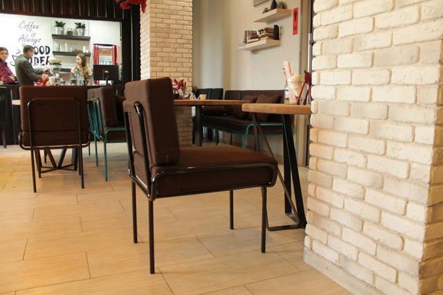 Urban Wok Cafe. В новый год с новой мебелью. 8