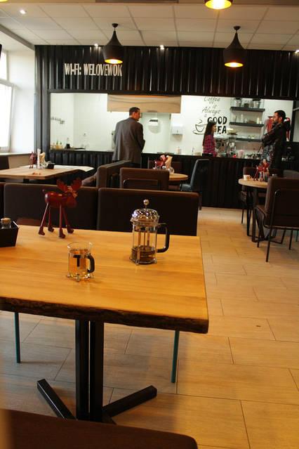 Urban Wok Cafe. В новый год с новой мебелью. 11