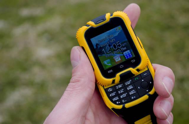 Часы-телефон KenXinDa W10 фотообзор   Review 18