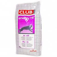 сухий корм для собак ROYAL CANIN Club energy he 20 кг