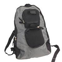 Рюкзак и подседельная сумка: 2 в 1