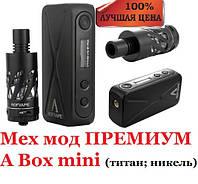 """Мех мод """"A Box mini"""" 50 W."""