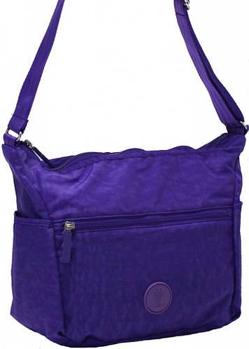 Повседневная сумка Сarrier 9 л Bagland 20476-3 фиолетовый