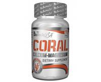 BioTech USA Coral Calcium-Magnesium 100 tabs