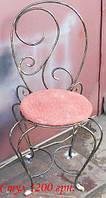 Кованый стул на складе