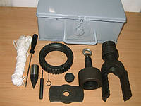 Дистанционный прокол кабеля (пороховой) ДПК