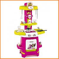 Детская игровая кухня Cooky Маша и Медведь Smoby 310700