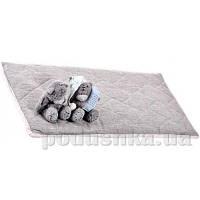 Матрас детский льняной в коляску Хэппи лен 35х75 см