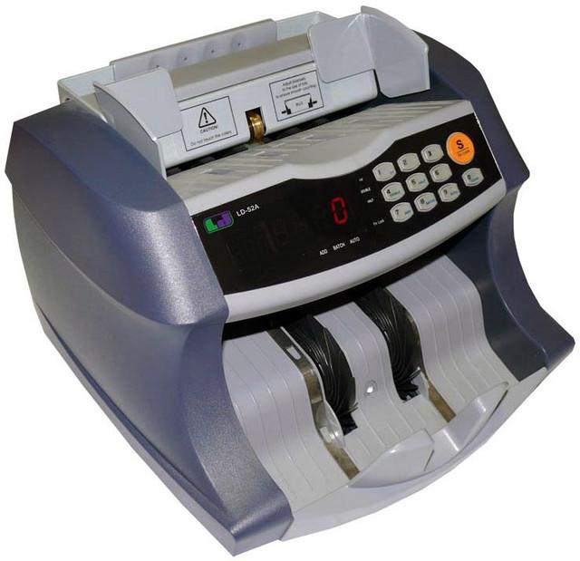 Speed LD-52A Счетчик банкнот Купить в Одессе от ТЦ Спецтехника с доставкой (094) 926-97-09. Магазин, цена, условия доставки и гарантия.
