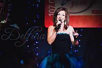Певица DELFINA