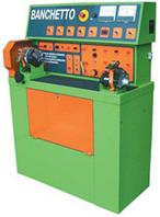 Электрические стенды для проверки генераторов и стартеров 12/24 вольт     BANCHETTO «PLUS»  (SPIN)