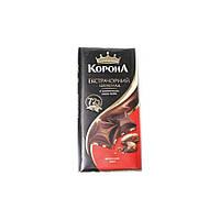Корона Экстра черный с кусочками какао-бобов 87г