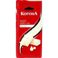 Корона Белый пористый шоколад 90г