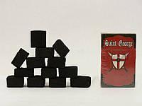 Уголь древесный ОРЕХОВЫЙ, 900гр (80куб) 14798