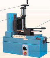 Станок для подгонки и центрирования накладок на тормозные колодки