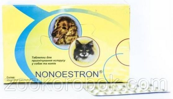 Таблетки против беременности Ноноэстрон